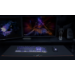 Gigabyte AMP900 Black, Orange Gaming mouse pad