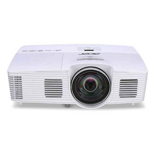 Acer Education S1286H data projector Ceiling-mounted projector 3500 ANSI lumens DLP XGA (1024x768) 3D White