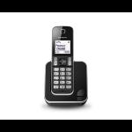 Panasonic KX-TGD310E DECT Caller ID Black