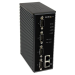 StarTech.com 4 Port Industrial RS-232 / 422 / 485 Serial to IP Ethernet Device Server - PoE-Powered - 2x 10/100Mbps Ports
