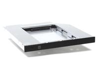 CoreParts KIT847 drive bay panel Black,Silver