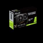 ASUS TUF Gaming TUF-GTX1650-O4GD6-P-GAMING graphics card NVIDIA GeForce GTX 1650 4 GB GDDR6