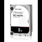 "Western Digital Ultrastar HUS722T2TALA604 3.5"" 2000 GB Serial ATA III"
