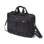 "Dicota Top Traveller PRO 15.6"" Messenger case Black"