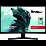 "iiyama G-MASTER G2466HSU-B1 LED display 59.9 cm (23.6"") 1920 x 1080 pixels Full HD Black"