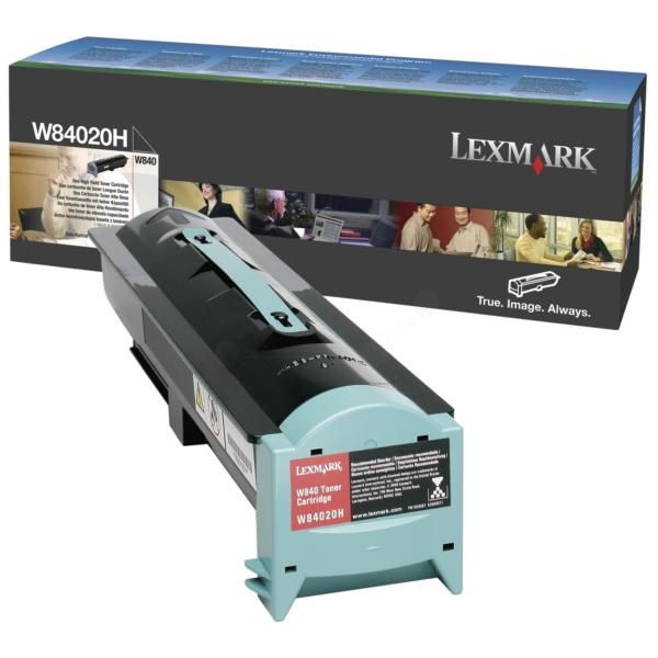 Lexmark W84020H Toner black, 30K pages