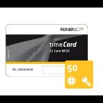 Reiner SCT timeCard Chipkarten 50 (DES) Contactless smart card