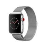 Apple Watch Series 3 OLED GPS (satellite) Cellular Stainless steel smartwatch