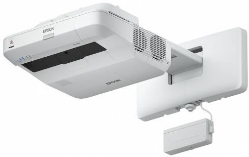Epson EB-1450Ui Wall-mounted projector 3800ANSI lumens 3LCD WUXGA (1920x1200) White data projector