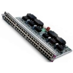 Cisco WS-X4248-RJ45V= network switch module