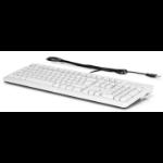 HP USB (Gray) SmartCard CCID Keyboard
