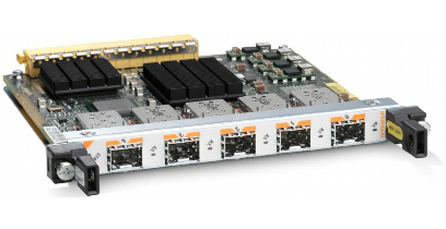 5pt Gigabit Ethernet Shared Port Adapter REMANUFACTURED