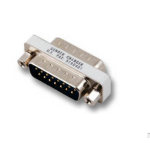 Microconnect DSUB15m/M DSUB DSUB Silver cable interface/gender adapter