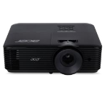 Acer X138WH videoproyector 3700 lúmenes ANSI DLP WXGA (1280x800) 3D Proyector para escritorio Negro