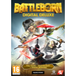 2K Battleborn Digital Deluxe PC Deluxe PC video game