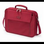"Dicota D30920 notebook case 39.6 cm (15.6"") Briefcase Red"
