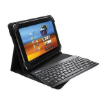 "Kensington KeyFolio™ Pro 2 Universal Removable Keyboard, Case & Stand for 10"" Tablets"