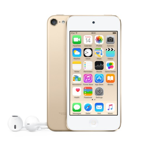 Apple iPod touch 32GB MP4 player Gold