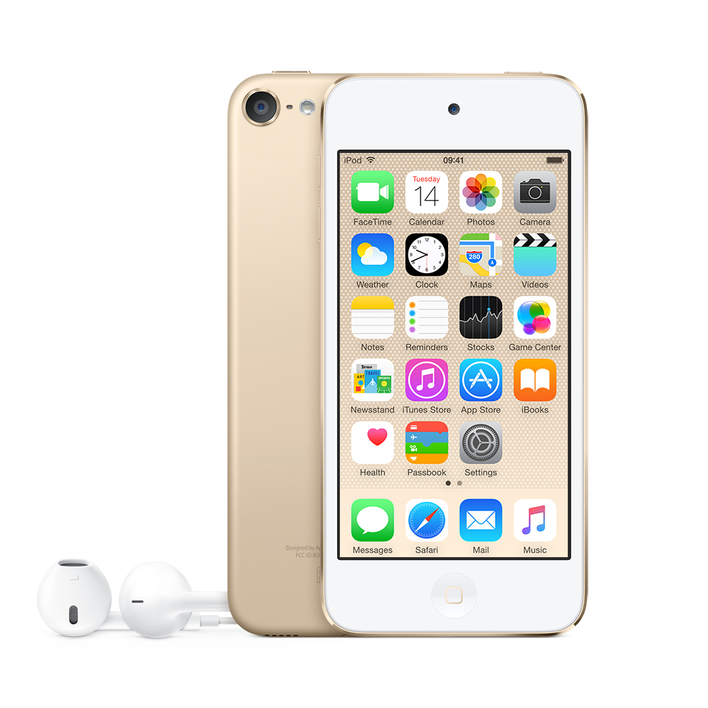 Apple iPod touch 32GB MP4 player 32GB Gold