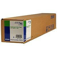 "Epson Singleweight Paper Roll, 24"" x 40 m, 120g/m² large format media"