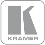 Kramer Electronics 1:4 Differential Video line Amplifier KVM switch