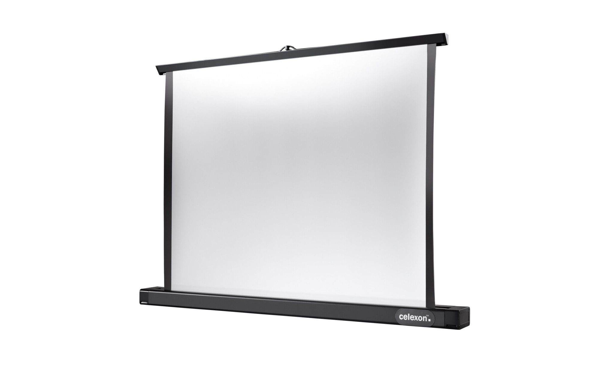 Celexon - Table Top Professional - 111cm x 62cm - Super Portable Projector Screen
