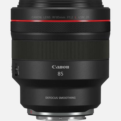 Canon RF 85mm F1.2L USM DS MILC/SLR Standard lens Black