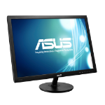 "ASUS VS24AH-P 24.1"" Black Full HD LED display"