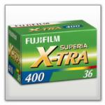 Fujifilm Superia X-tra 400 135/36 colour film 36 shots