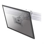 """Newstar FPMA-DTBW910 30"""" Zilver flat panel plafond steun"""