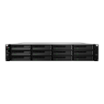 Synology RackStation RS3617xs NAS Rack (2U) Ethernet LAN Black