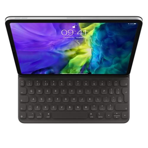 Apple MXNK2B/A mobile device keyboard QWERTY UK English Black