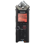 Tascam DR-22WL dictaphone Flash card Black