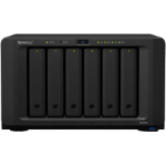 Synology DiskStation DS1618+ NAS/storage server Ethernet LAN Desktop Black