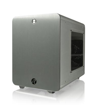 RAIJINTEK METIS Cube Silver computer case