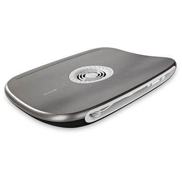 """Belkin Cooling Lounge 17"""" Silver notebook cooling pad"""