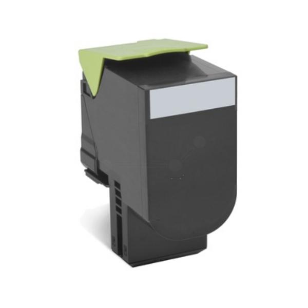 Lexmark 70C2HKE (702HK) Toner black, 4K pages