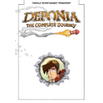 Daedalic Entertainment Deponia: The Complete Journey PC/Mac Basic Mac/PC Videospiel
