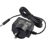 Aten 0AD8-2705-26EG Type I (AU) Universal Black power plug adapter