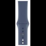 Apple MX0M2ZM/A smartwatch accessory Band Blue Fluoroelastomer