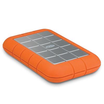 Seagate Rugged Triple USB 3.0 500GB Orange,Silver