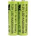 Socket Mobile AC4146-1904 accesorio para lector de código de barras Batería