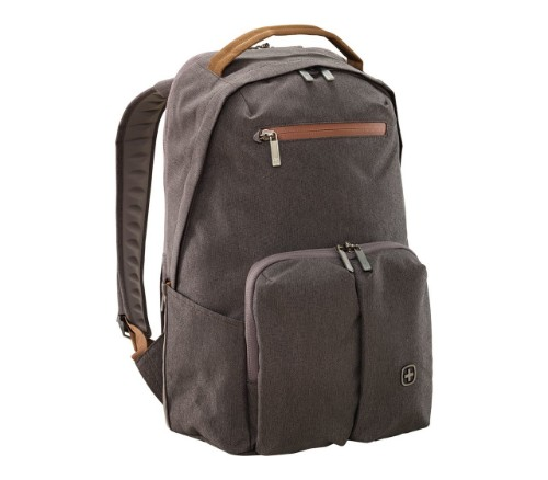 Wenger/SwissGear CityGo 16'' backpack Grey Polyester
