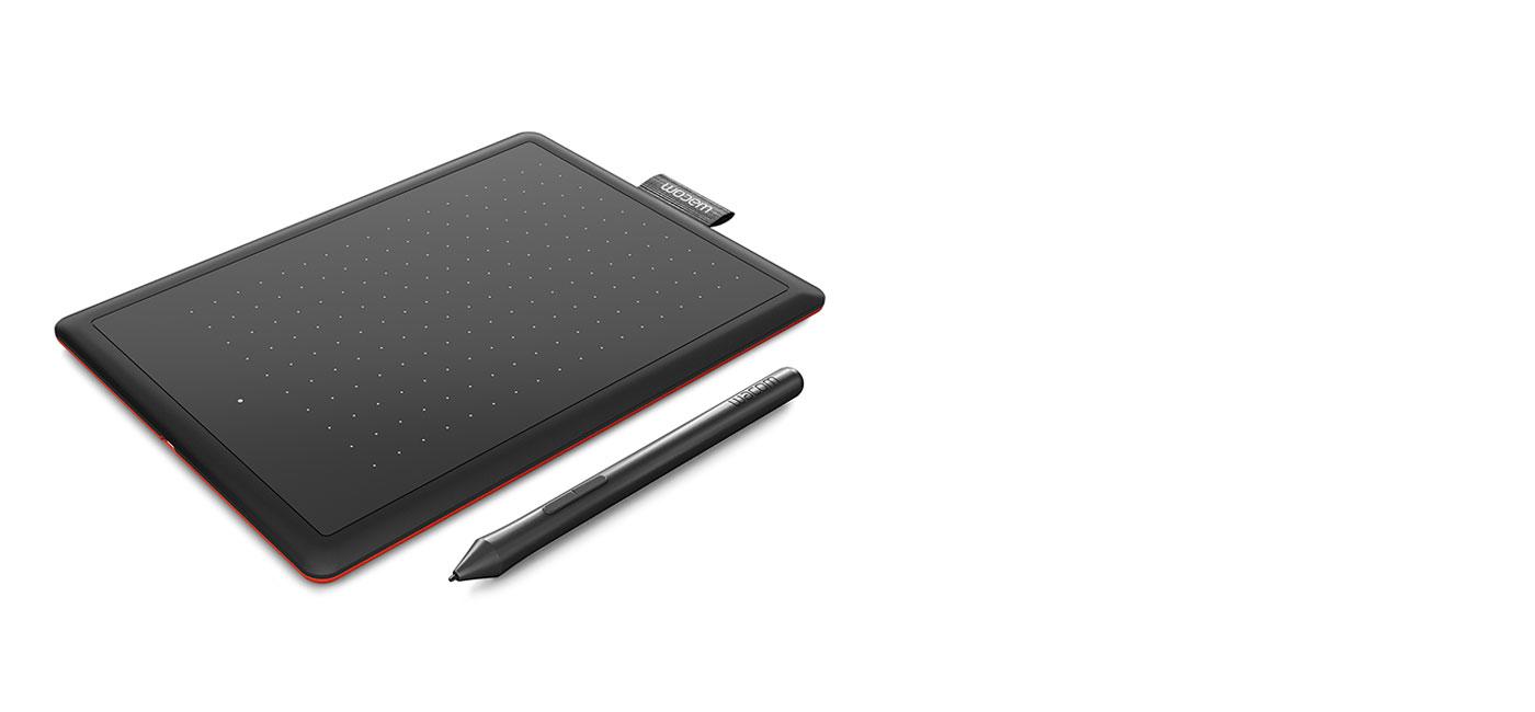 Wacom One by Small tableta digitalizadora 2540 líneas por pulgada 152 x 95 mm USB Negro