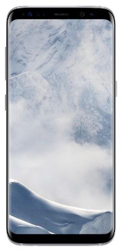 """Samsung Galaxy S8 SM-G950F 14.7 cm (5.8"""") 4 GB 64 GB Single SIM 4G Silver 3000 mAh"""