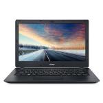"Acer TravelMate P238-M-35UT 2.3GHz i3-6100U 13.3"" 1366 x 768pixels Black Notebook"