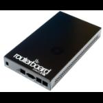 Mikrotik CA800 equipment case Cover Black
