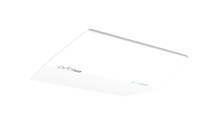 Netgear Add-on Orbi Pro Satellite 3000 Mbit/s Network repeater White