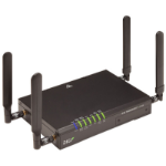 Digi TransPort LR54 wireless router Dual-band (2.4 GHz / 5 GHz) Gigabit Ethernet 3G 4G Black