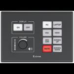 Extron MLC Plus 200 multiroom audio controller Black,White